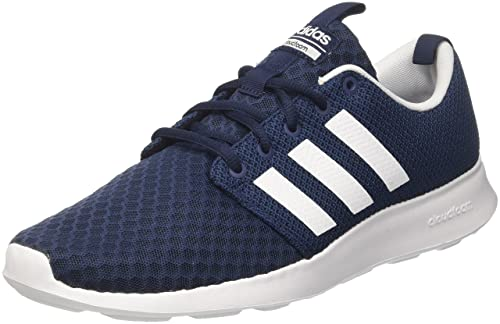 buy popular 9769a 2a9ad Adidas Mens Cf Swift Racer Conavy, Ftwwht Running Shoes-12 UKIndia (