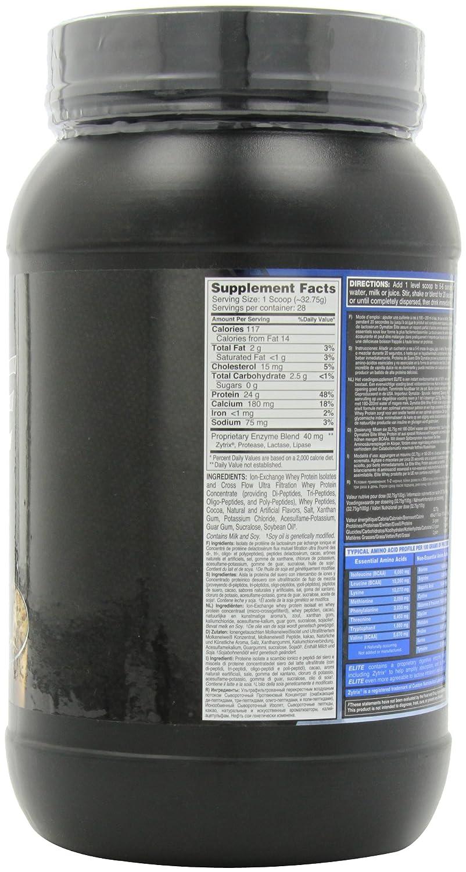 Amazon.com: Dymatize Nutrition Elite Whey Protein Powder, Berry Blast, 5 Pound: Health & Personal Care