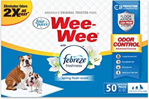 Wee-Wee Puppy Training Pee Pads 22