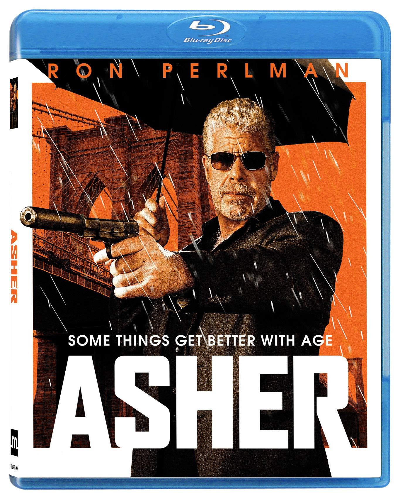 Blu-ray : Asher (Subtitled, Widescreen, AC-3)