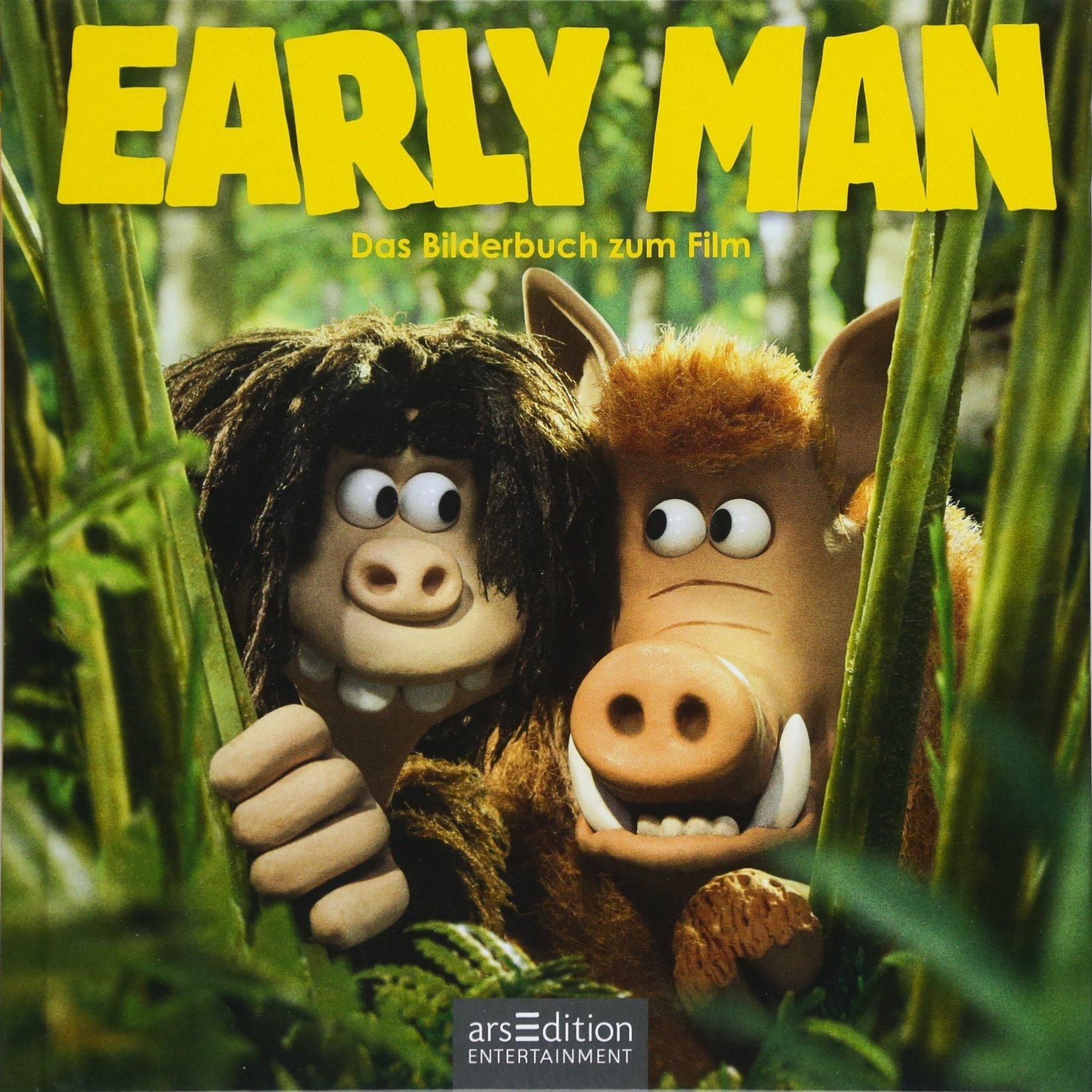 Early Man: Das kleine Bilderbuch zum Film