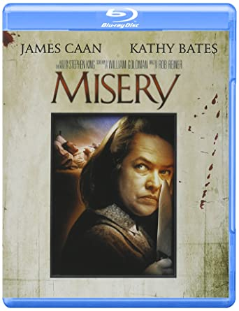 "James Cann. Kathy Bates .. /""Misery/"". Classic Movie Poster Various Sizes"