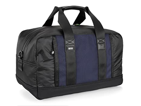 Hugo Boss - Bolsa de viaje negro negro 49 x 29 x 26,5 cm