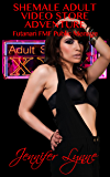 Shemale Adult Video Store Adventure:: Futanari FMF Public Ménage (The Shemale Series)