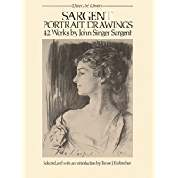 Sargent Portrait Drawings: 42 Works (Dover Fine Art, History of Art) (English Edition)