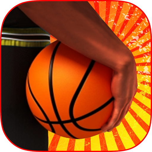 Playoff Basketball - Basketball street shot