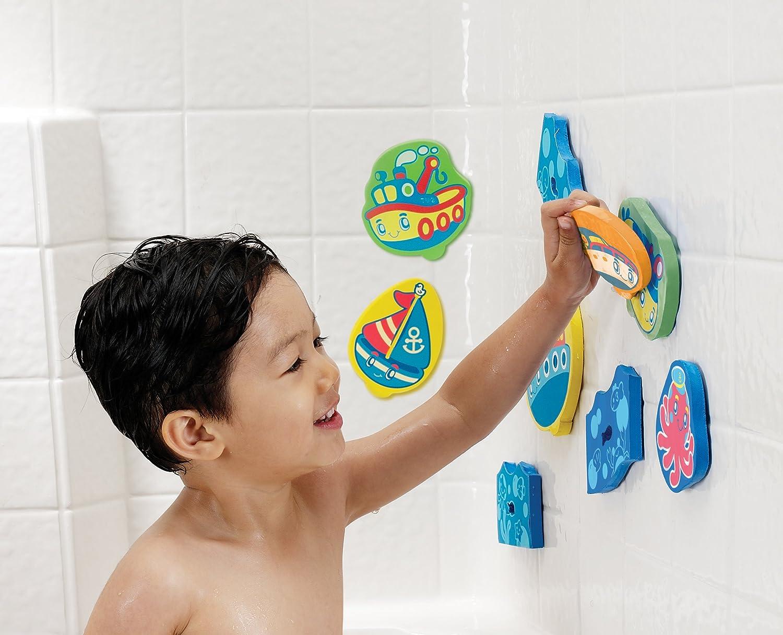 Munchkin Aventura Marina parque infantil 20 pieza de espuma Playset