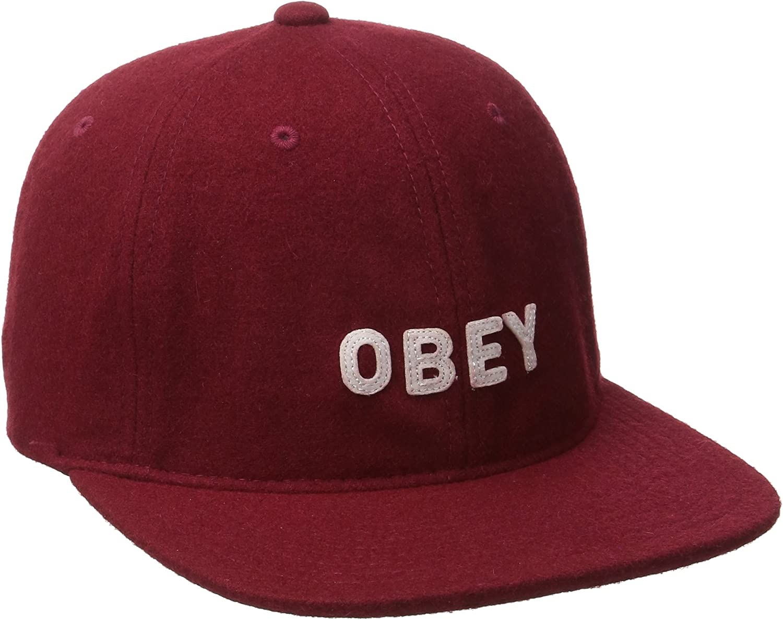 Obey Gorra de béisbol Hombre: Amazon.es: Ropa y accesorios