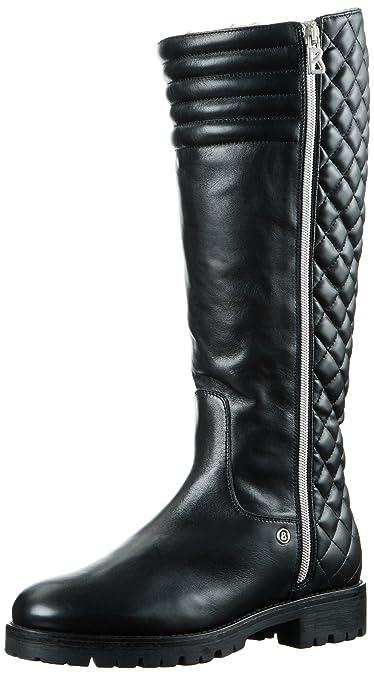 retro Online-Verkauf Verkauf Einzelhändler Bogner Women's New Meribel 10B Ankle Boots, (01 Black), 8.5 ...