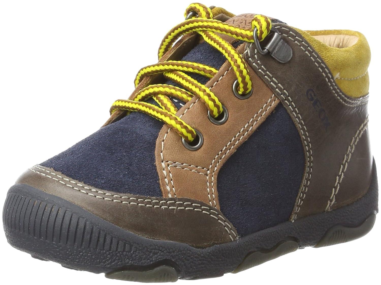 Geox B New Balu' A, Sneakers Basses bébé garçon Geox B New Balu' A