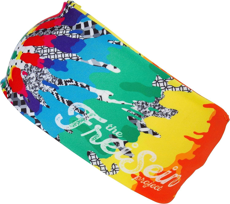 FreiSein wendbares Funktions-Stirnband mit einzigartigem Print