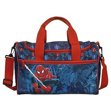 e5f2fb19c3480 Primus-Versand Spiderman - Schulsporttasche Sporttasche Schwimmtasche  Freizeittasche Kindertasche SCOOLI Undercover