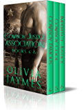 Cowboy Justice Association Novel Box Set: Books 4 - 6