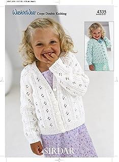 f80e9c9b5ee8 Sirdar Click Chunky Children s Knitting Pattern 2273 by Sirdar ...