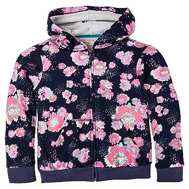 OFFCORSS Colored Sweater Zip Up Hoodie Teen Girls Sudaderas para Niñas Blue 4