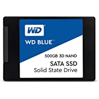 Deals on WD Blue 3D NAND 500GB SATA III 2.5-inch SSD WDS500G2B0A