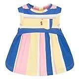 Levi's Baby Girls' Tunic Top, Multi Stripe, 12M
