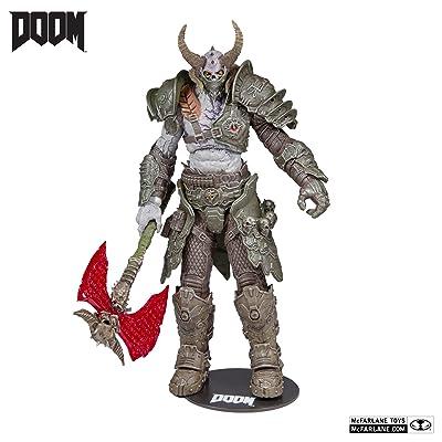 McFarlane Toys Doom Marauder Action Figure: Toys & Games