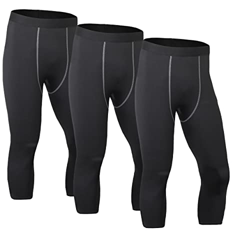 2955a4642d MAGNIVIT Men's New Pants Basketball Pro Tight Pants Running Fitness Speed  Dry Trousers