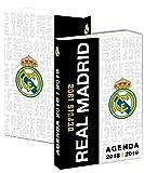 Agenda scolaire REAL MADRID 2018/2019 - Collection officielle - Rentrée sco.
