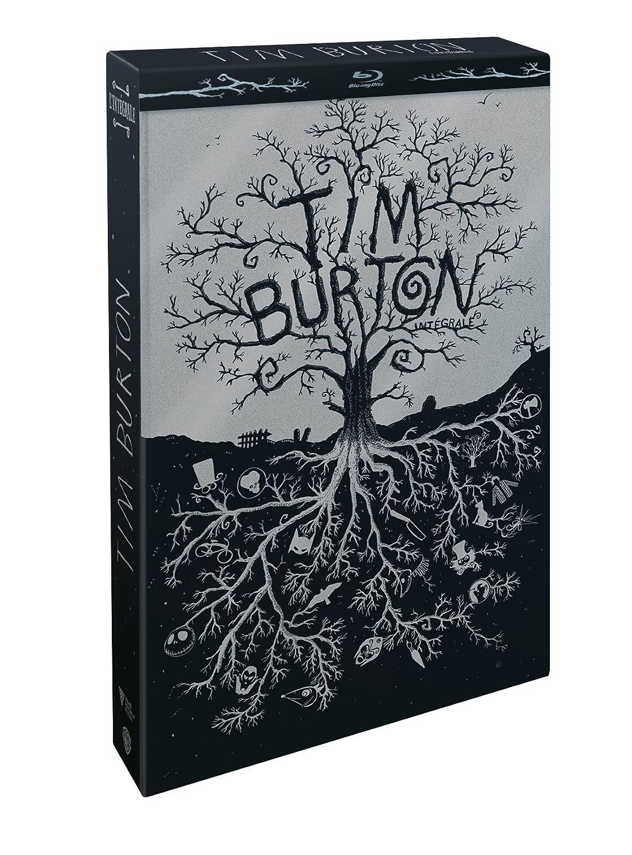 Tim Burton - Lintégrale 19 films Francia Blu-ray: Amazon.es ...