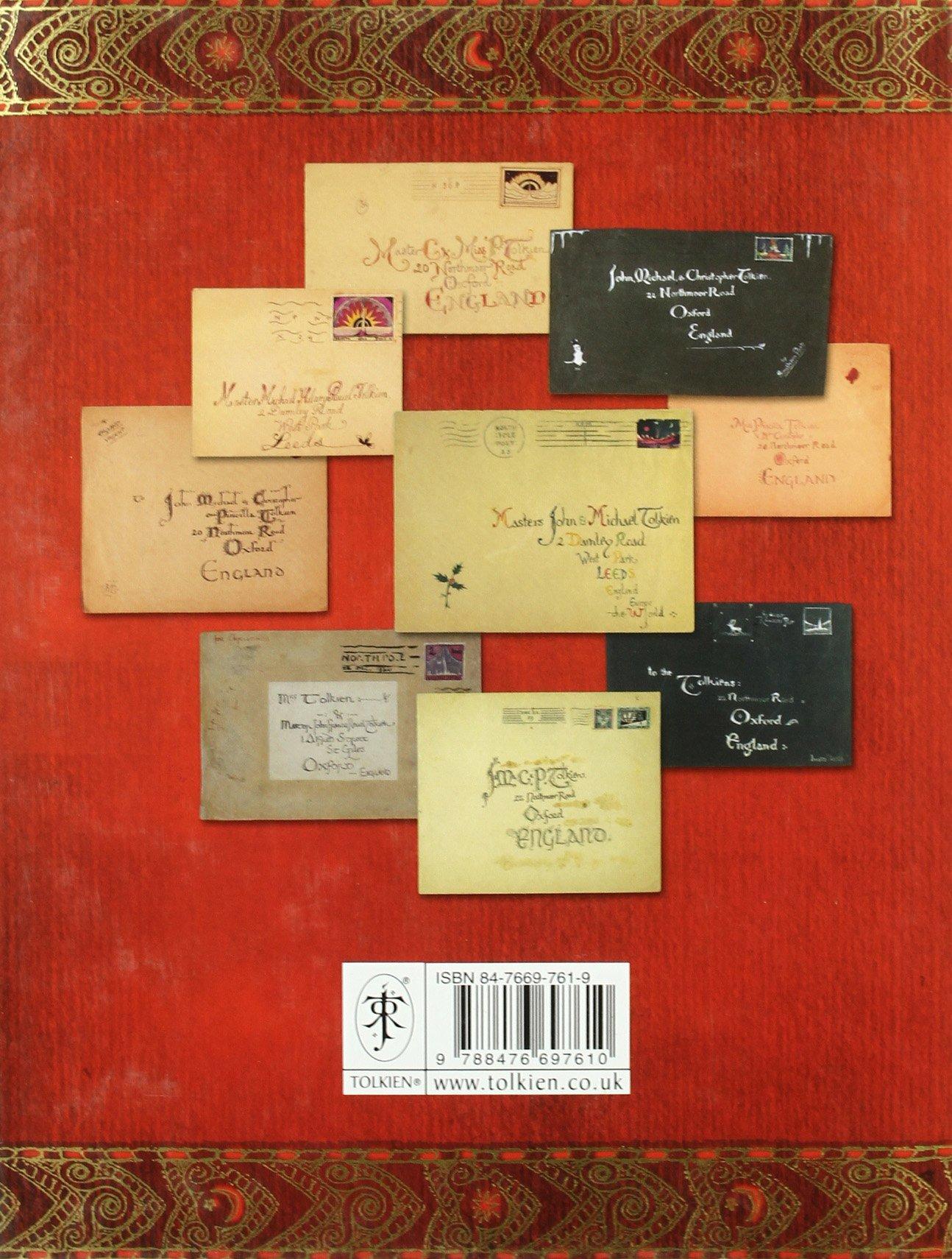 Cartas de Papá Noel (INFANTIL ALEPH): Amazon.es: J. R. R. ...