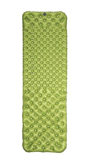 fca67206539 Sea to Summit Comfort Light Asc Insulated Mat Rectangular Regular Sleep Mat  One Size Green  Amazon.co.uk  Sports   Outdoors