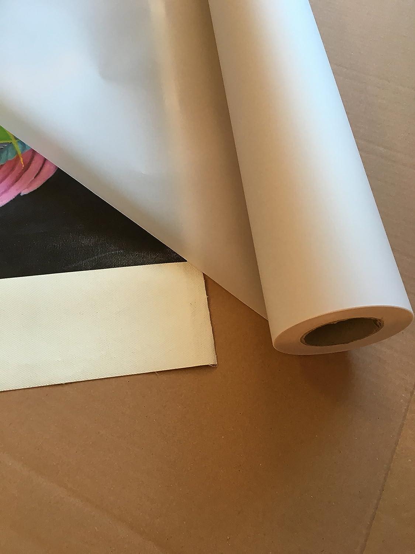 Adigraf - Rollo, papel vegetal satén, 0.75 x 20 m profesional: Amazon.es: Oficina y papelería