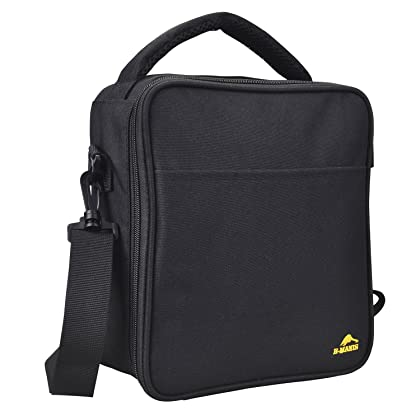 ... E-manis Insulated Lunch Bag Lunch Box Cooler Bag with Shoulder Strap  for Men Women ... ce07b4d24b0e6