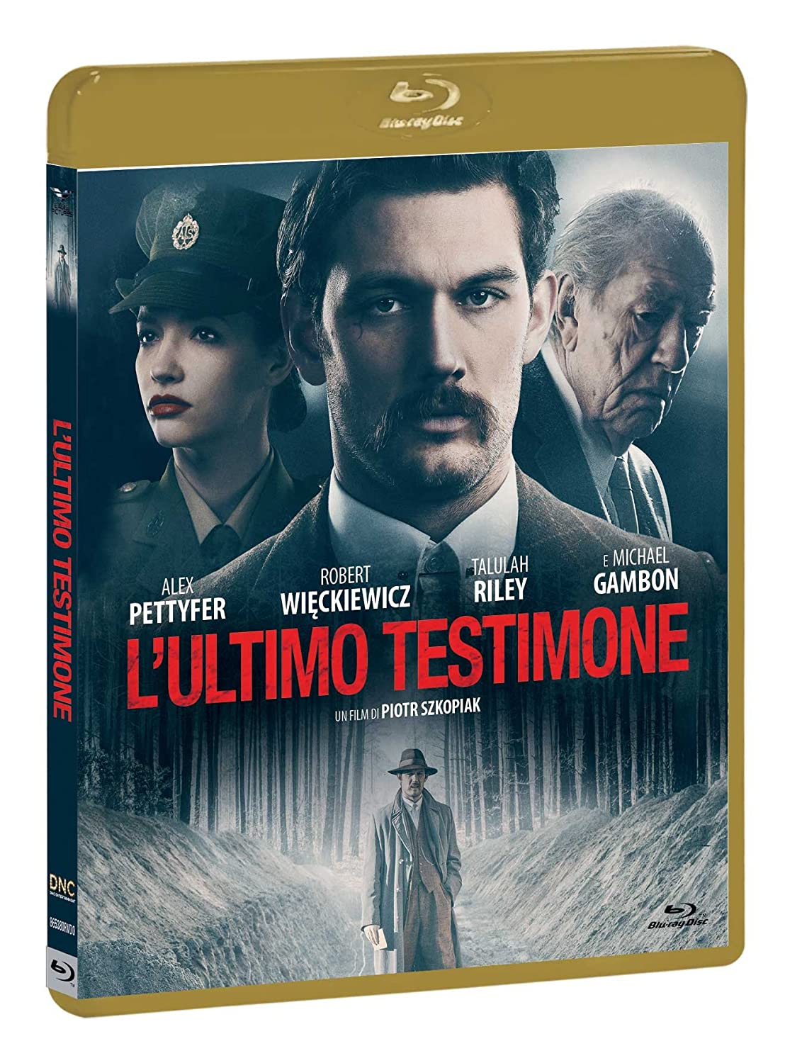 The Last Witness - L'ultimo testimone (2018) Full Blu Ray 1:1 AVC ITA-ENG DTS-HD MA 5.1