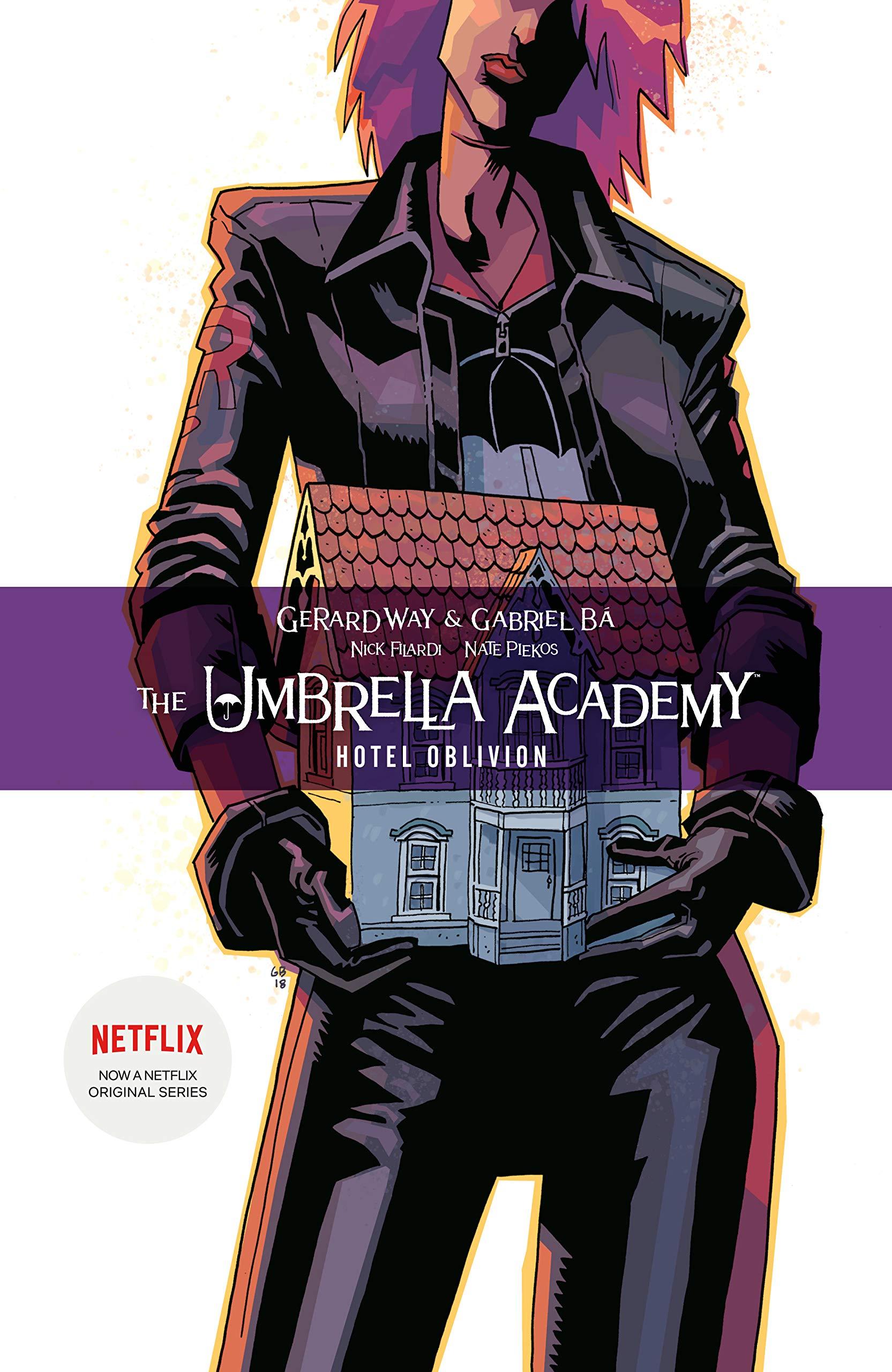The Umbrella Academy Volume 3: Hotel Oblivion: Way, Gerard, Ba ...