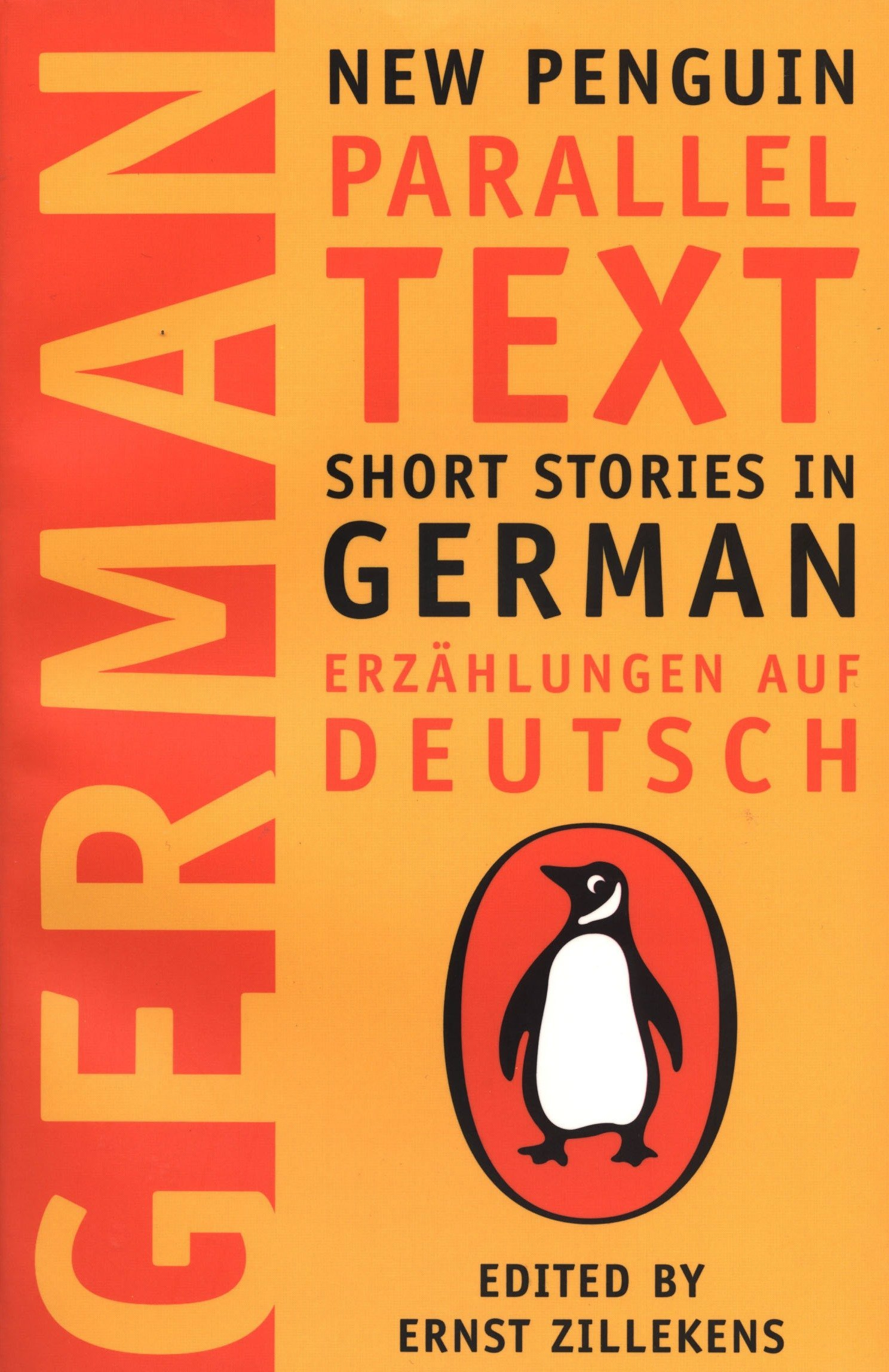 Short Stories In German  New Penguin Parallel Texts