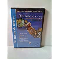 Encyclopedia Britannica 2006 Ultimate Reference Suite DVD - PC Home and Office Version - Windows/Macintosh