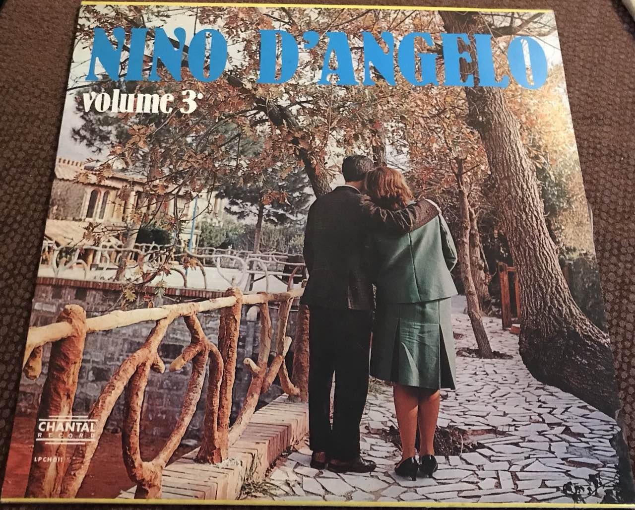 NINO DANGELO - NINO DANGELO VOLUME 3 TONY IGLIO ITALY 1979 ...