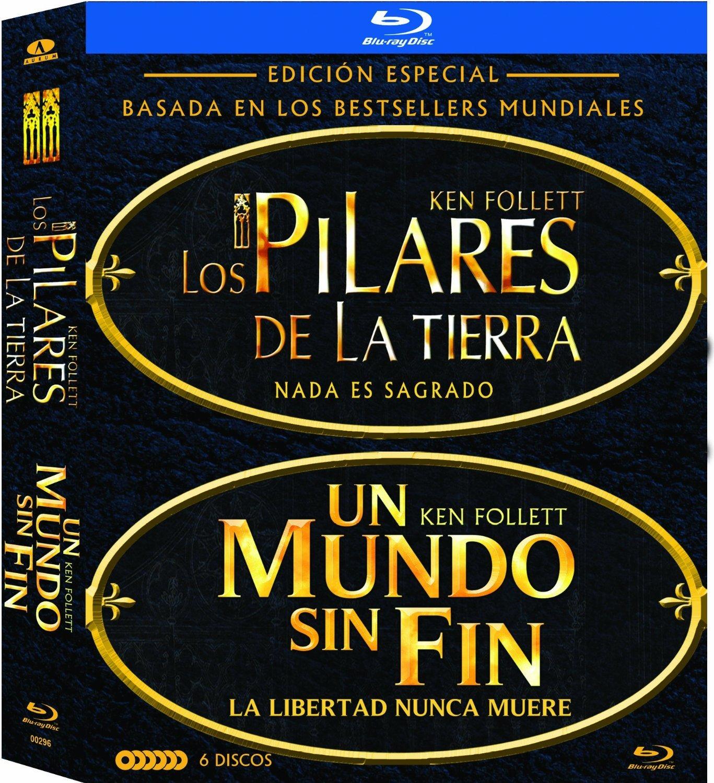 Pack Los Pilares De La Tierra + Un Mundo Sin Fin (Bd) [Blu-ray]