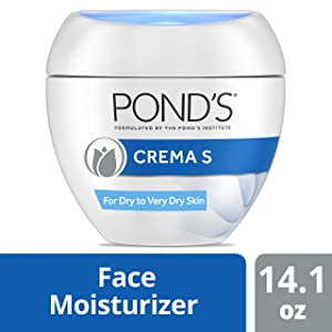POND'S Crema S Nourishing Moisturizing Cream, 14.1-oz.
