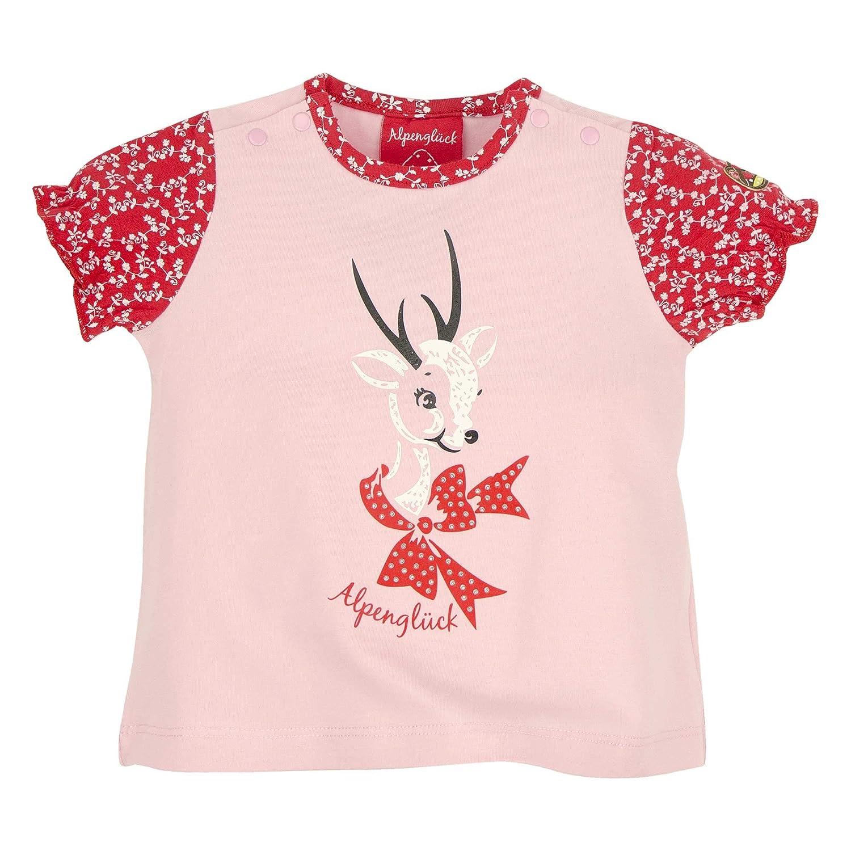 BONDI Shirt /´Bambi/´ Tracht Baby M/ädchen Artikel-Nr.85804