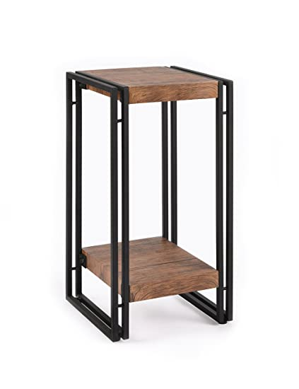 fivegiven accent side table for small spaces end table for living room bedroom modern - Small Bedroom End Tables