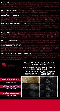 Azalea Total Tinte Capilar Permanente, Color Castaño - 224 gr ...