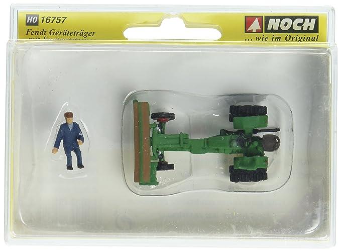 Buy Noch 16757 Fendt Tool Carrier/Sparer H0 Scale Figures Online at