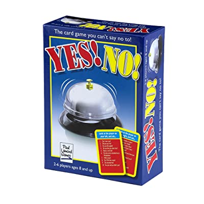 Paul Lamond Games The Yes! No! Game: Toys & Games