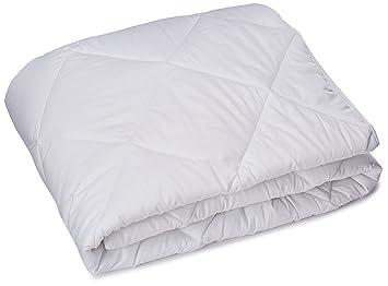 Madison Park Premier - Colchón de algodón Impermeable, Color Blanco, tamaño King: Amazon.es: Hogar