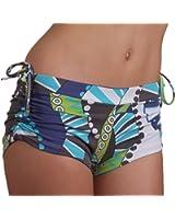 Margarita - Designer Activewear - Wild Jungle Pattern Shorts