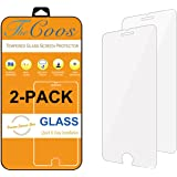TheCoos [2-Pack] iPhone 8 7 Screen Protector, Tempered Glass Screen Protector For Apple iPhone 8 iPhone 7