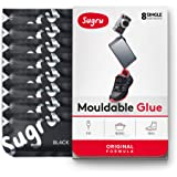 Sugru SBLK8 Mouldable Glue (Black, Pack of 8)
