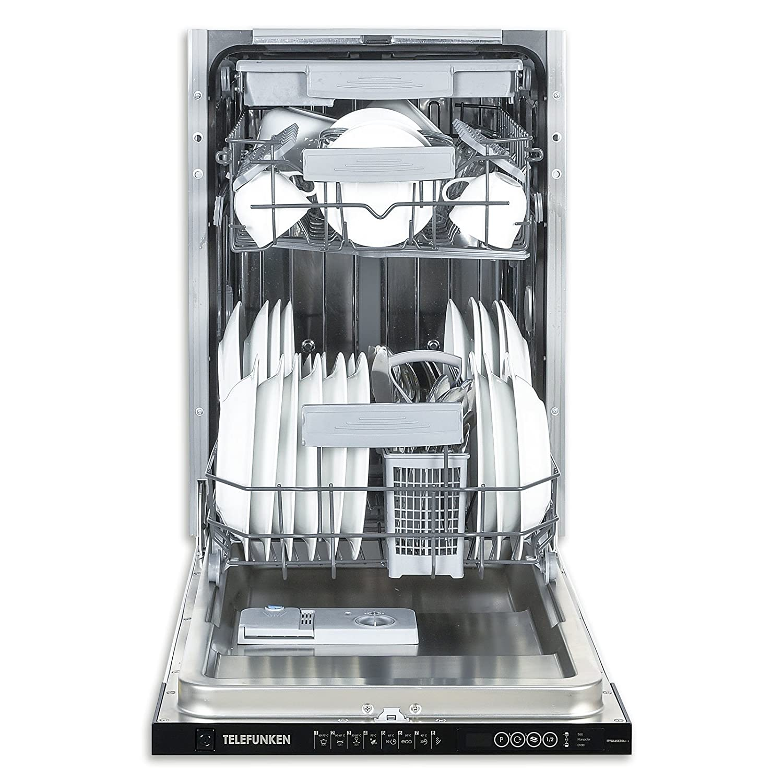 TELEFUNKEN Geschirrspüler TFVGS45X10 A Amazon Küche