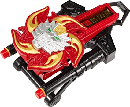 Power Rangers Super Ninja Steel Lion Fire Battle Morpher DX, Lion Fire Morpher