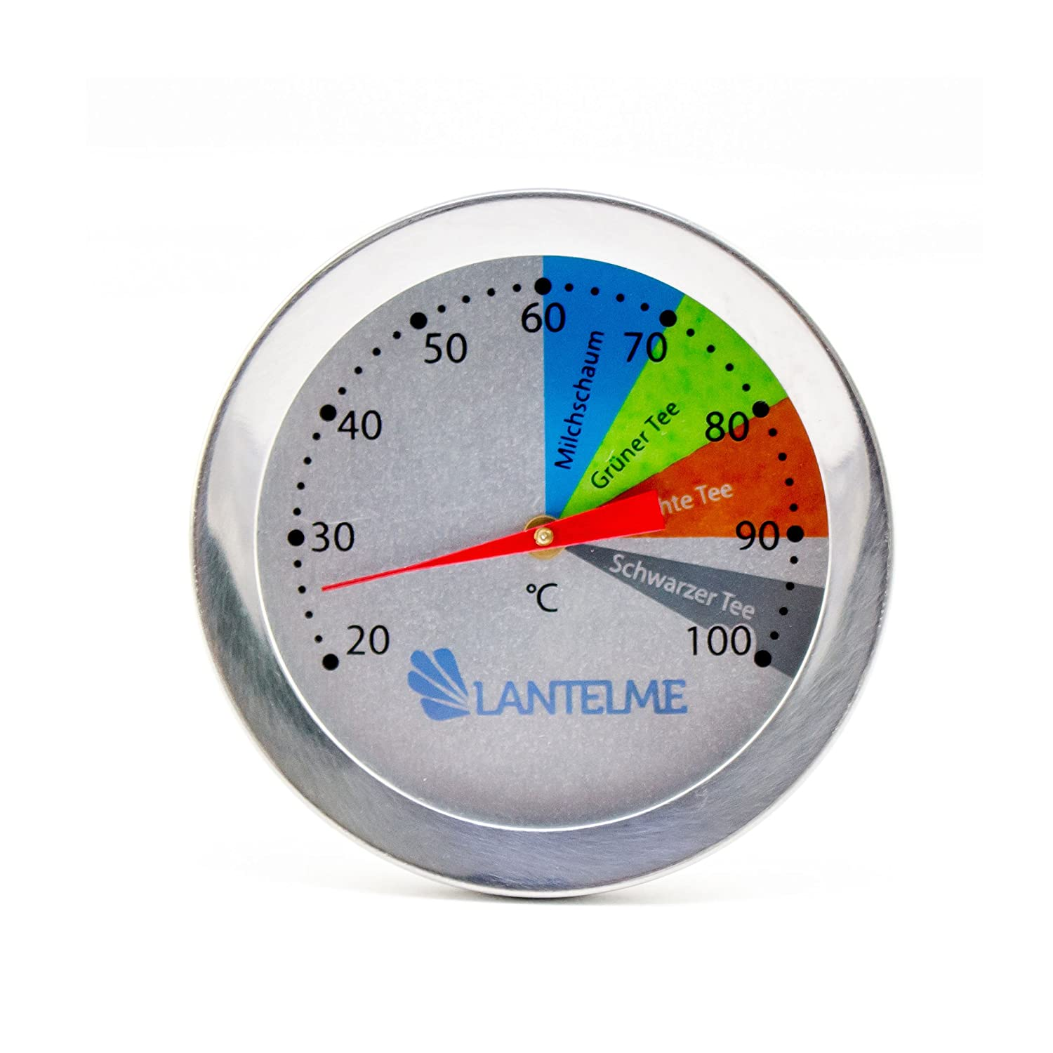 Lantelme 5845 Preserving Thermometer Stainless Steel Waterproof