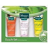 Kneipp Geschenkpackung Duschen Kollektion, 3er Pack (3 x 75 ml)