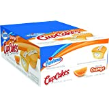 Hostess Cupcakes, Orange, 3.38 Ounce, 6 Count